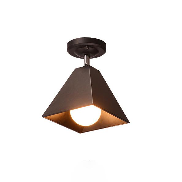 Honey Comb 工業風半吸頂燈 玄關燈 半吸頂單燈