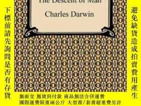 二手書博民逛書店The罕見Descent Of ManY255174 Charl