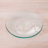 北歐透淨圓形燭盤-大-生活工場