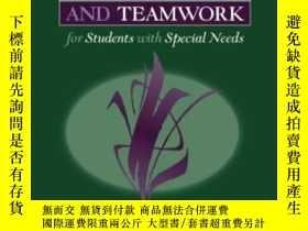 二手書博民逛書店Consultation罕見Collaboration And Teamwork For Students Wit