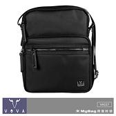 VOVA 沃汎 側背包 VA117 天際系列 黑色 紳士輕商務 直立斜背包 VA117S05BK 得意時袋
