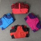 衝鋒衣 戶外衝鋒衣三合一可拆卸女款秋冬加絨加厚防水防風衣登山服