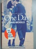【書寶二手書T7/原文小說_LJQ】One Day_David Nicholls
