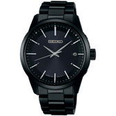 【僾瑪精品】SEIKO精工 Spirit 簡約太陽能電波腕錶-40mm/7B24-0BR0SD(SBTM257J)