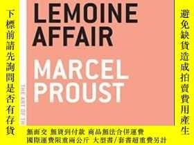 二手書博民逛書店The罕見Lemoine AffairY364682 Proust, Marcel Consortium Bo