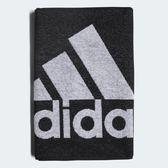 ADIDAS TOWEL SMALL [DH2860] 運動 健身 毛巾 吸水 吸汗 舒適 快乾 愛迪達 黑白 小