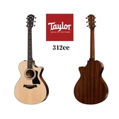 小叮噹的店 - Taylor 312ce 電木吉他 泰勒吉他 3系