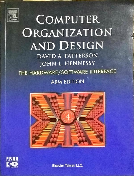 (二手書)Computer Organization and Design: The Hardware/Software Interfac..