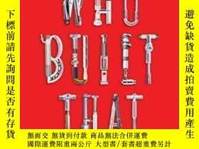 二手書博民逛書店Who罕見Built That-誰造的Y436638 Michelle Malkin Mercury Ink,