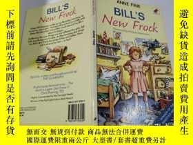 二手書博民逛書店bill s罕見new frock比爾的新衣服Y212829 不祥 不祥