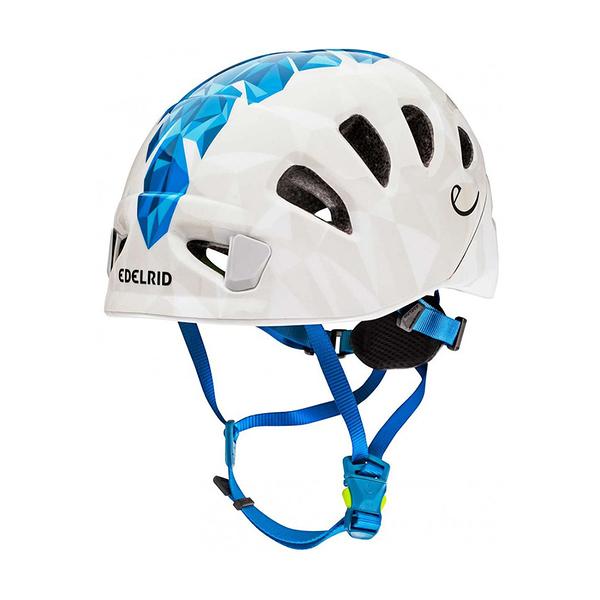EDELRID SHIELD LITE 輕量安全頭盔 白藍