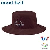 【Mont-Bell 日本 Reversible Hat 圓盤帽《桑紅》】1118515/遮陽/旅遊/雙色/抗UV
