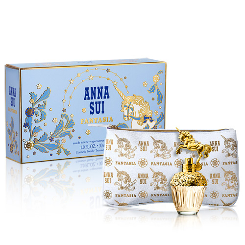 Anna Sui 安娜蘇 獨角獸童話禮盒【ZZshopping購物網】