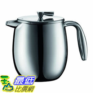 [107美國直購] 咖啡機 Bodum UK 1.5 Litre Columbia Coffee Maker Matt Finish