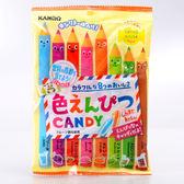 日本【KANRO】彩色鉛筆糖 80g(賞味期限:2019.01)