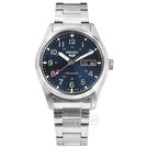 SEIKO 精工 / 4R36-10A0B.SRPG29K1 / 5 Sports 機械錶 數字刻度 星期日期 防水100米 不鏽鋼手錶 藍色 39mm