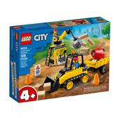 60252【LEGO 樂高積木】城市系列 City- 工程推土機 (126pcs)