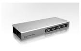 新竹【超人3C】KVM CS74E 1:4P鐵含線 ATEN 無需外接電源 單一控制端控管4臺伺服器電腦主機