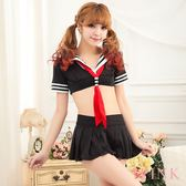 i PINK 日系高校水手學生服角色扮演服四件組