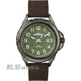 TIMEX  遠征格調時尚探險錶 男錶-軍綠