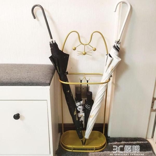 osemi雨傘架收納家用傘桶進門口夾縫放置筒創意收納掛放傘的架子HM 3C優購