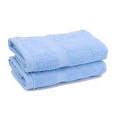 純棉飯店級毛巾-海洋藍【愛買】