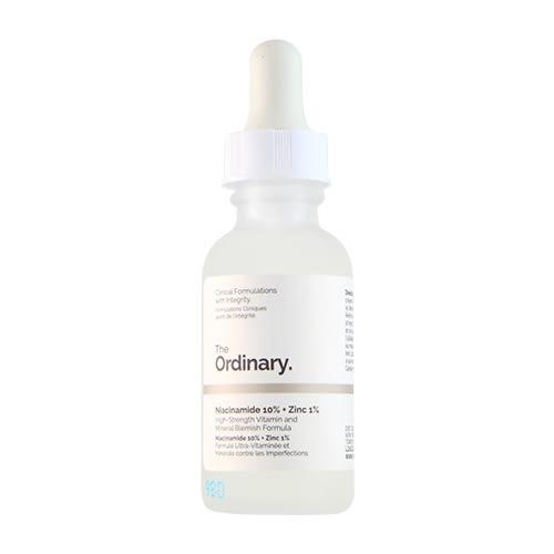 The Ordinary Niacinamide 10% + Zinc 1% 維生素 B3 + 鋅 30ml【BG Shop】