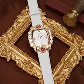 Ogival 愛其華 禮獻凡爾賽珠寶錶-公主方系列(380-51DLR)