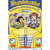【魔法校車科學讀本合輯 #02】THE MAGIC SCHOOL BUS SCIENCE READERS /共10本