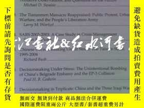 二手書博民逛書店chinese罕見national security decis