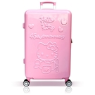 【YC Eason】45週年Hello Kitty19吋行李箱(粉紅色)