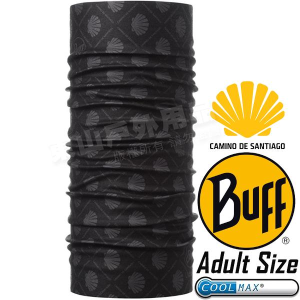 BUFF 108484_聖雅各授權 Adult UV Protection魔術頭巾 Coolmax防臭抗菌圍巾 東山戶外