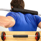 加厚長槓心護頸墊.舉重護肩墊.重力肩部護...