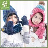 韓國KK樹兒童手套秋冬寶寶手套加絨保暖男童女童棉手套2-4-8歲潮     ciyo黛雅
