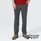 PolarStar 男 彈性抗UV長褲『灰』P20355 戶外│露營│釣魚│休閒褲│登山褲│耐磨褲