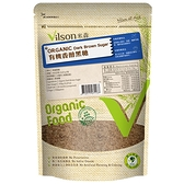 (3包特惠) 米森 有機香醇黑糖 450g/包