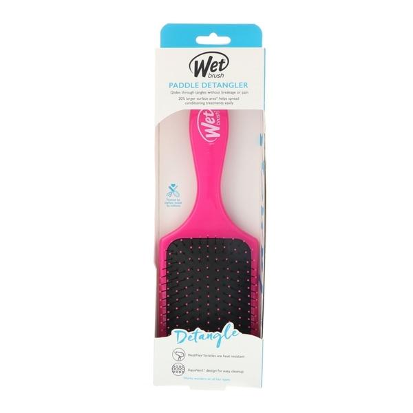 【彤彤小舖】Wet Brush 去結梳 乾濕兩用梳 護髮梳 方形梳 原裝包裝