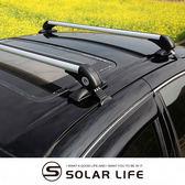 SOLAR夾門式汽車車頂行李架橫桿