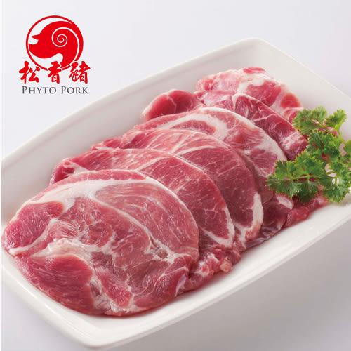 松香豬前腿肉薄片(100g/包)