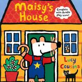 Maisy's House 小鼠波波的家 硬頁書(美國版)