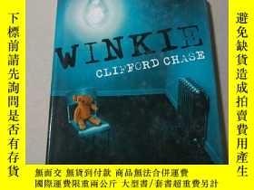 二手書博民逛書店WINKIE罕見CLIFFORD CHASE:WINKIE CLIFFORD追逐(外文)Y212829