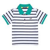 『小鱷魚童裝』配色條紋POLO衫(02號~08號)359103