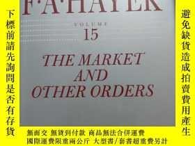 二手書博民逛書店The罕見market and other orders vol