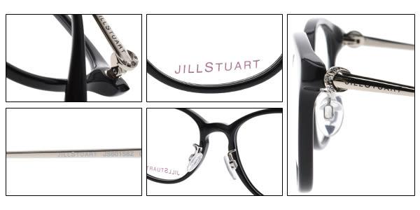 JILL STUART 光學眼鏡 JS60158Z C03 (黑-銀) 簡約晶鑽微貓眼款 # 金橘眼鏡