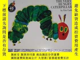 二手書博民逛書店the罕見very hungry caterpillaY1895