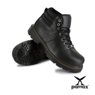 PAMAX帕瑪斯【帥氣馬丁安全鞋】馬丁工作靴-新型專利底、抗菌除臭、耐壓縮機能彈力墊-PW5911FEH