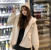 棉服外套女裝韓版寬松冬裝加厚冬裝棉衣【繁星小鎮】