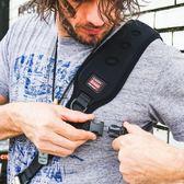 2018 年新版 CARRY SPEED PRO MK IV頂級寬肩專業型相機背帶 立福公司貨