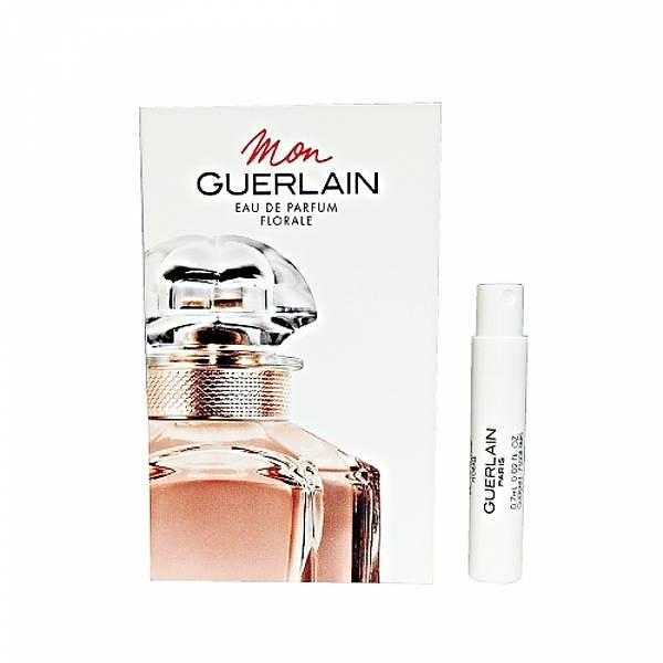Guerlain嬌蘭 Mon Guerlain Florale 我的印記牡丹女性淡香精 針管0.7ml【UR8D】