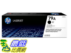 [106] HP 原廠碳粉 79A (CF279A) Black Original LaserJet Toner Cartridge